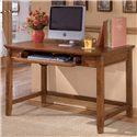 Ashley Furniture Cross Island Small Leg Desk - Item Number: H319-10