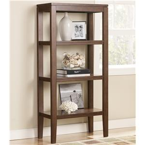 Pier Bookcase with 3 Shelves