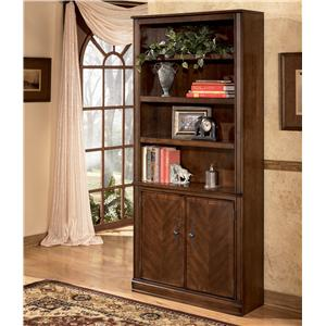 Signature Design by Ashley Hamlyn Large Door Bookcase