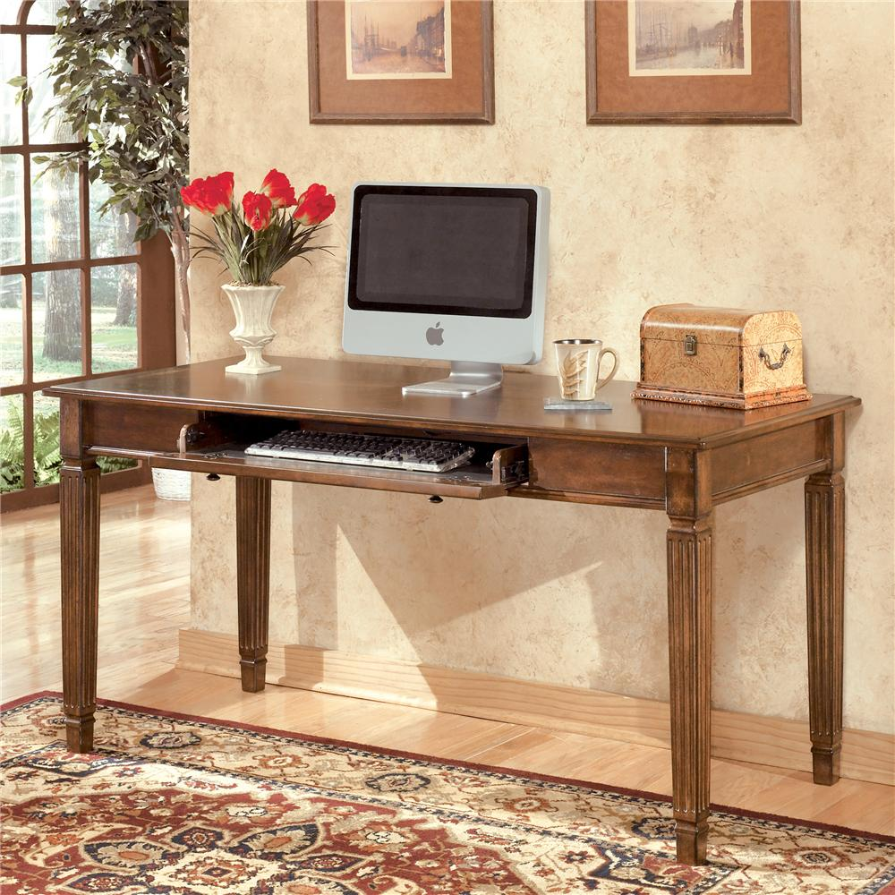 Large Leg Table Desk by Signature Design by Ashley : Wolf ...