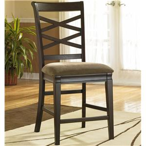 Ashley Furniture Hayley 24 Inch Bar Stool