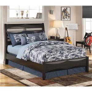Ashley Furniture Kira Full Panel Bed