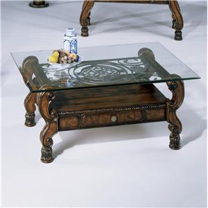 Signature Design by Ashley Furniture Margilles Cocktail Table
