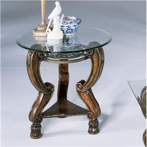 Signature Design by Ashley Furniture Margilles End Table