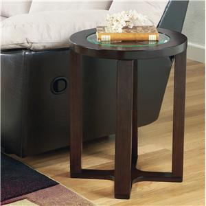 Signature Design by Ashley Furniture Marion Round End Table