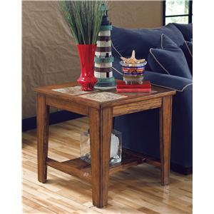 Ashley (Signature Design) Toscana Square End Table