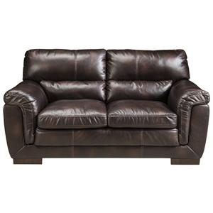 Ashley Furniture Zelladore - Canyon Loveseat