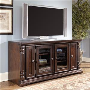Millennium by Ashley Key Town  TV Stand