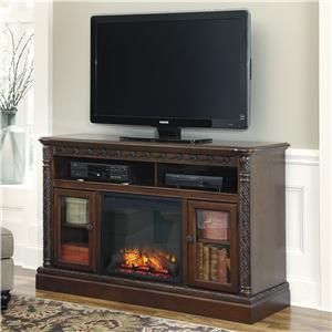 Millennium by Ashley North Shore Large TV Stand