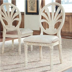 Millennium by Ashley Ortanique Dining UPH Side Chair