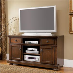 Millennium by Ashley Porter TV Stand