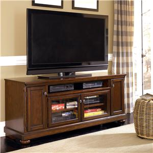Millennium by Ashley Porter Extra Large TV Stand