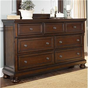 Ashley Furniture Porter Dresser