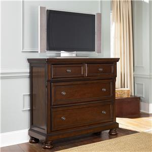 Ashley Furniture Porter Media Chest