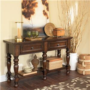Ashley Furniture Porter Server
