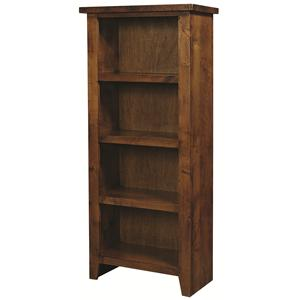 4 Shelf Pier Bookcase