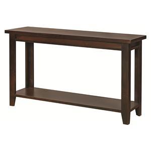 Aspenhome Alder Grove Sofa Table