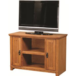 "Aspenhome Arts & Crafts 41"" Console"