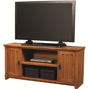 "Aspenhome Arts & Crafts 61"" Console"