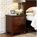 Aspenhome Cambridge Liv360 Night Stand - Item Number: ICB-450
