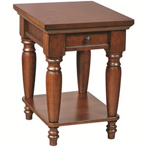 Aspenhome Cambridge Chairside Table