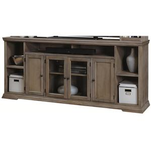 "Morris Home Furnishings Calabasas Calabasas 84"" Television Console"