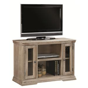 "Aspenhome Canyon Creek 41"" Console with 2 Doors"