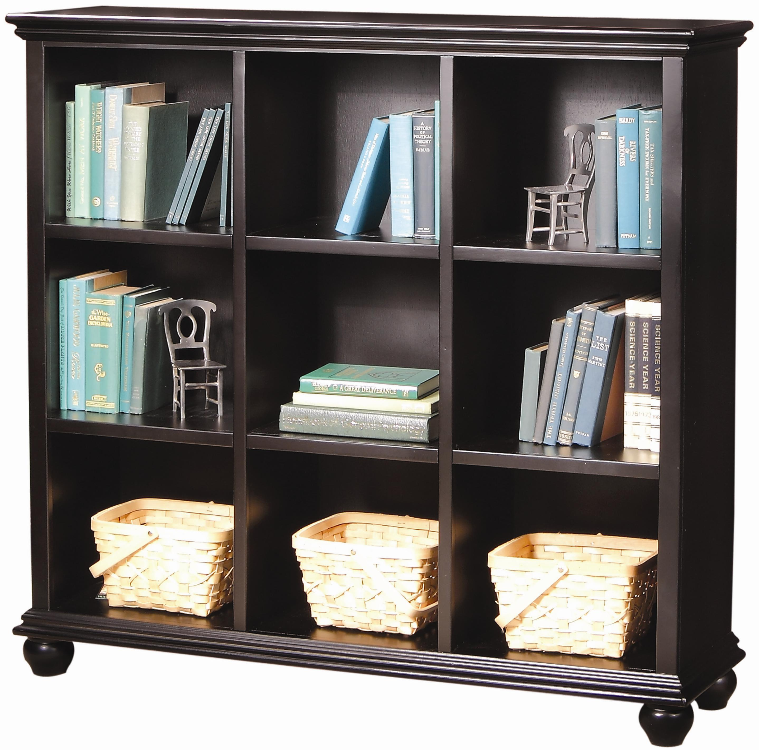 sauder storage credenza kitchen lane com amazon scribed dining dp bookcase oak finish barrister