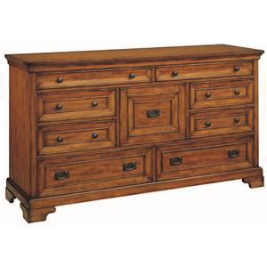 Aspenhome Centennial Master Dresser