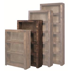 60 Inch Bookcase with 3 Shelves