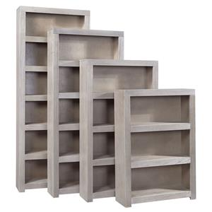 84 Inch Bookcase with 5 Shelves