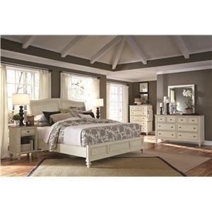 Aspenhome Cottonwood Queen Bedroom Group