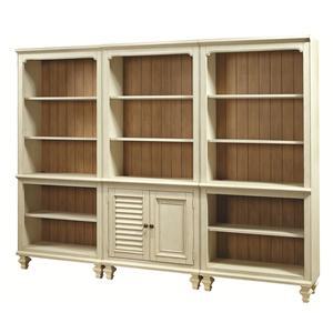 Aspenhome Cottonwood Bookcase Combination