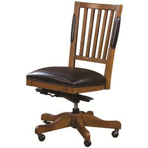 Aspenhome E2 Class Harvest Office Chair