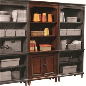 Aspenhome E2 Villager Door Bookcase
