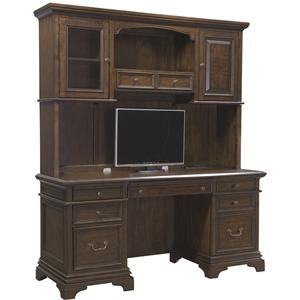 Aspenhome Essex Credenza and Hutch