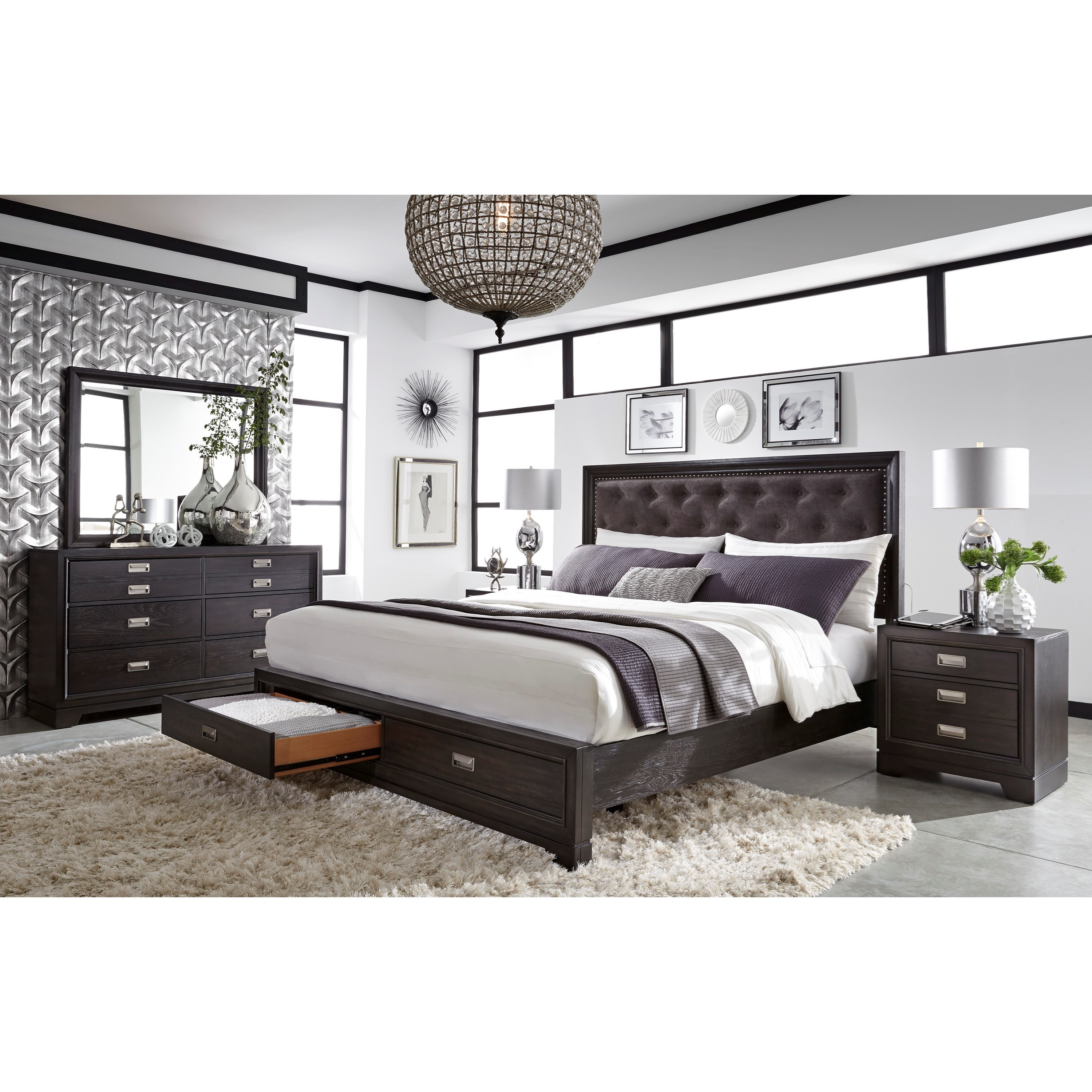 King Bedroom Group By Aspenhome