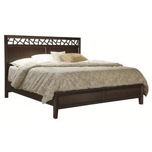 Aspenhome Genesis King Panel Bed