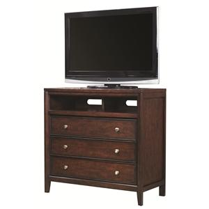 Aspenhome Genesis Liv360 Entertainment Chest