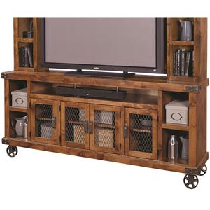 "Aspenhome Industrial 84"" Console"