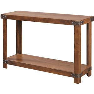 Aspenhome Industrial Sofa Table