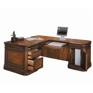 Aspenhome Napa  Napa L-Shape Desk
