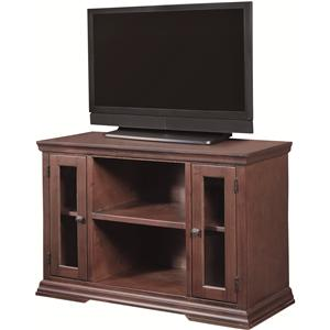 """Aspenhome New Traditions Home Entertainment 41""""  Console"""