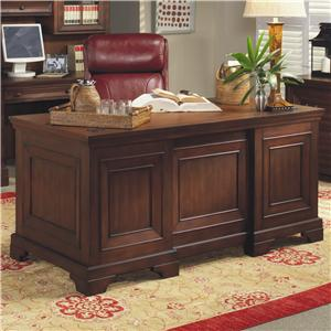 "Aspenhome Richmond 66"" Executive Desk"