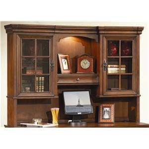 "Aspenhome Richmond 66"" Credenza Hutch"