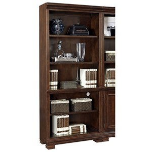 Open Bookcase  with 3 Adjustable Shelves