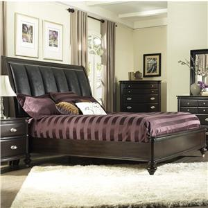 Avalon Furniture Dundee Place King Panel Bed