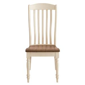 Bassett Bench Made Henry Side Chair