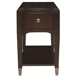 Bassett Cosmopolitan Chairside Table