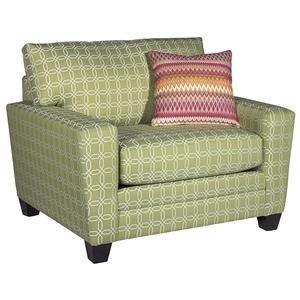 Bassett CU.2 Upholstered Chair